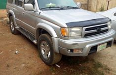Toyota 4runner 2001 Silver for sale
