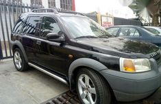 Land Rover Freelander 2001 Black for sale