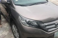 Honda CR-V 2014 Brown for sale