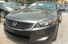 Honda Accord Coupe 2009 Gray for sale