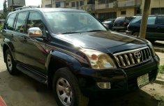 Both Brand New Toyota Land Cruiser Prado 2007 Black for sale