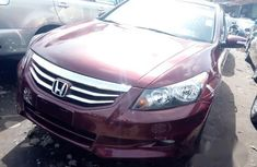 Honda Accord 2010 Red for sale