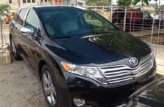 Foreign used Toyota Venza 2012 black for sale