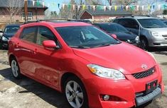 Toyota Matrix 2009 Red for sale