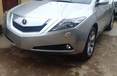 2010 CLEAN ACCURA ZDX FOR SALE