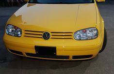 Volkswagen Golf 4 2000 for sale