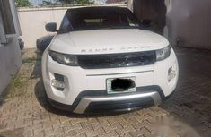 Land Rover Range Rover Vitesse 2014 White for sale