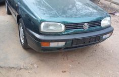 Volkswagen Golf Wagon 1993 Green for sale