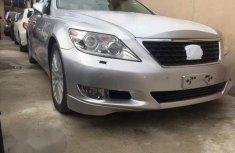 Lexus LS 460L 2010 Silver For Sale