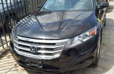 Honda Accord CrossTour 2012 Black for sale