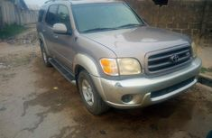 Toyota Sequoia 2003 Brown for sale