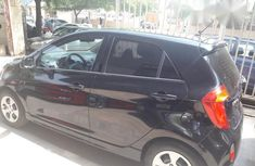 Kia Picanto 2015 Black for sale