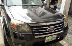 Ford Everest 2011 Black for sale