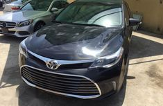 Toyota Avalon XLE 2016 Black for sale