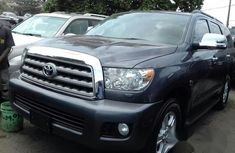 Toyota Sequoia 2014 Gray for sale
