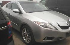 Acura ZDX 2010 Silver for sale