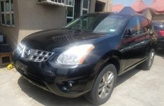 Nissan Rogue 2010 Black for sale