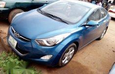 Hyundai Elantra 2014 Blue for sale