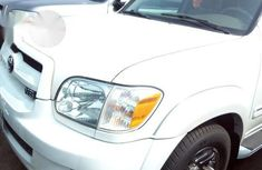 Toyota Sequoia 2007 White for sale
