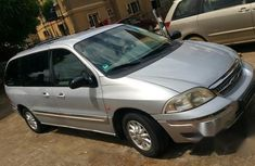 Ford Windstar 2003 Silver For Sale
