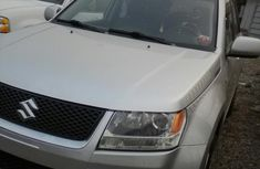 Suzuki Grand Vitara 2006 Silver for sale