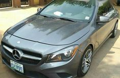 Mercedes-benz Cla 250 2014 Gray for sale
