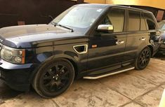 Neatly Used Land Rover Range Rover Sport 2007 for sale