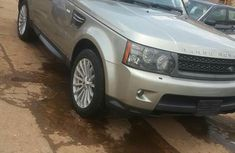Clean Nigerian Used Range Rover Sport HSE 2010 for sale