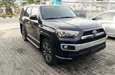 Toyota 4-Runner 2015 Black for sale
