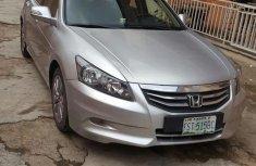 Honda Accord 2012 Silver for sale