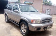 Nissan Pathfinder 2001 Silver for sale