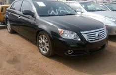 Toyota Avalon 2010 Black for sale