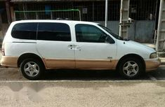 Clean Mercury Villager 2002 White for sale