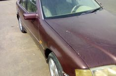Clean Nigerian Used Mercedes-Benz C220 2002 Red for sale