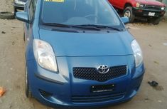 2007 Toyota Yaris blue for sale
