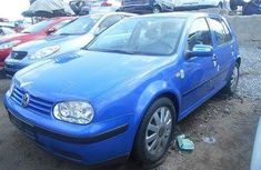 2001 Clean direct tokumbo Volkswagen Golf for SALE
