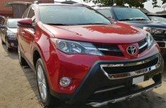Toyota RAV4 2015 red for sale