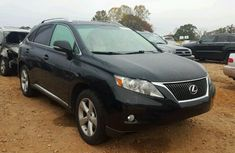 Very neat and clean Lexus Rx330 2005 black for sale
