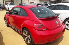 2010 Clean Volkswagen Beetle for sale