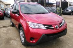 Foreign used Toyota Rav4 2014 FOR SALE