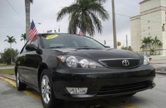 Toks 2006 Toyota Camry SE for sale