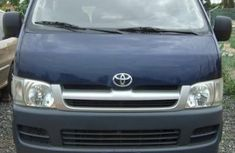 2002 Toyota Hiace Bus FOR SALE