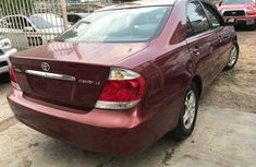 Foreign used Toyota Camry 2005 FOR SALE