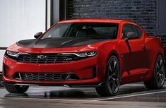 Facelifted Chevrolet Camaro 2019 revealed with new engine and techs