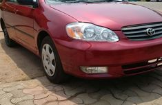 2003 Good used Toyota Corolla for sale with full option