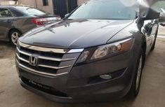 Super Clean Tokunbo Honda Accord CrossTour 2012 Gray for sale