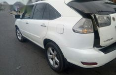 Lexus RX330 2006 White For Sale
