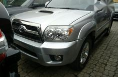 Toyota 4Runner 2009 Silver for sale