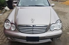 Mercedes Benz C280 2006 Gray for sale