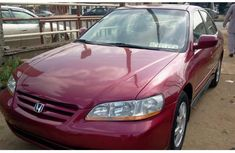 Honda Accord 2002 for sale